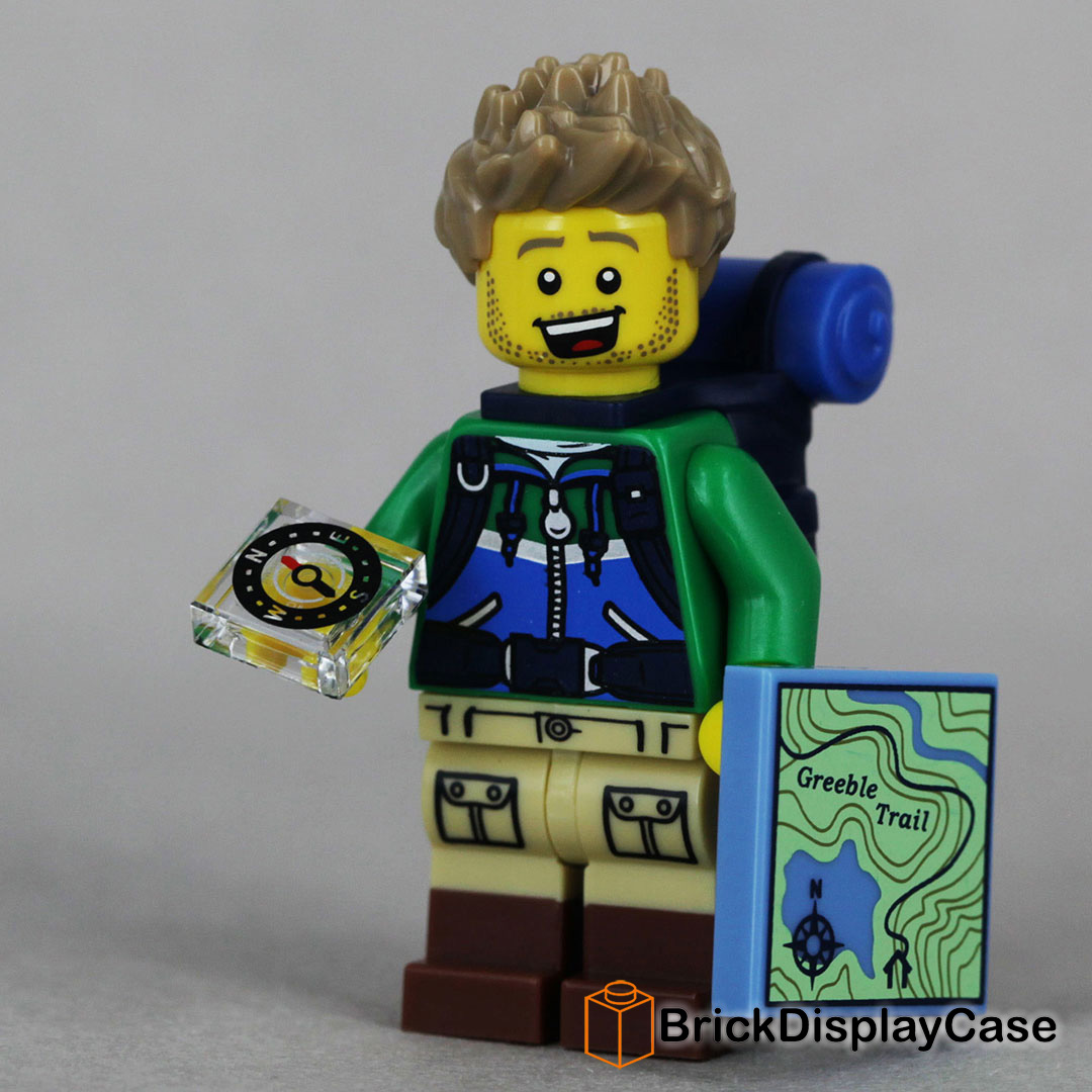 Hiker - 71013 Lego Minifigures Series 16