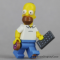 Homer Simpson - 71005 Lego Simpsons Minifigures Series