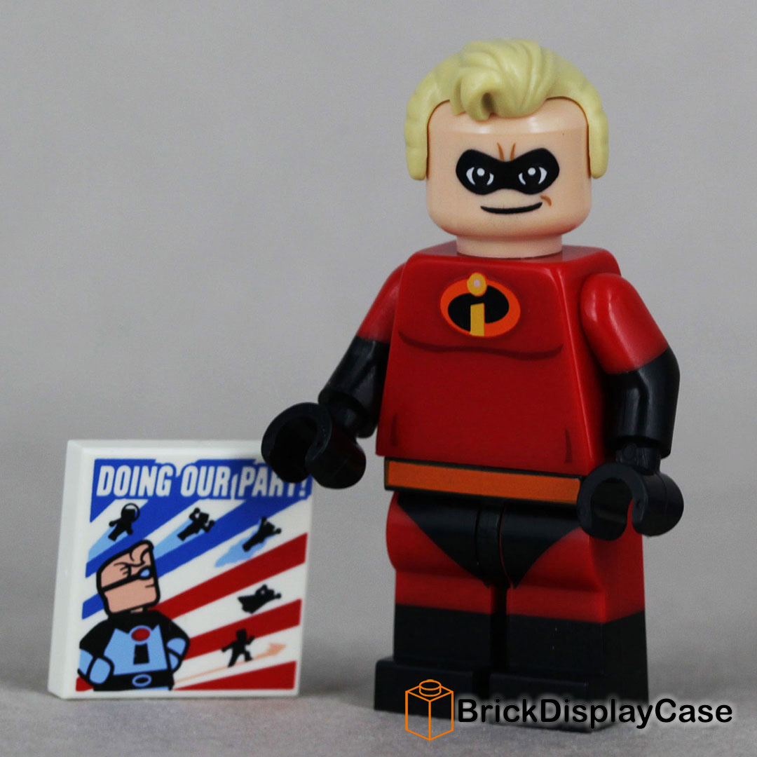 Mr Incredible - 71012 Lego Disney Minifigures Series