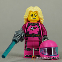 Intergalactic Girl - 8827 Lego Minifigures Series 6
