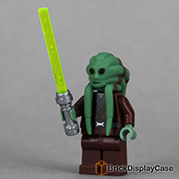Kit Fisto - Star Wars Episode II - Lego Minifigure
