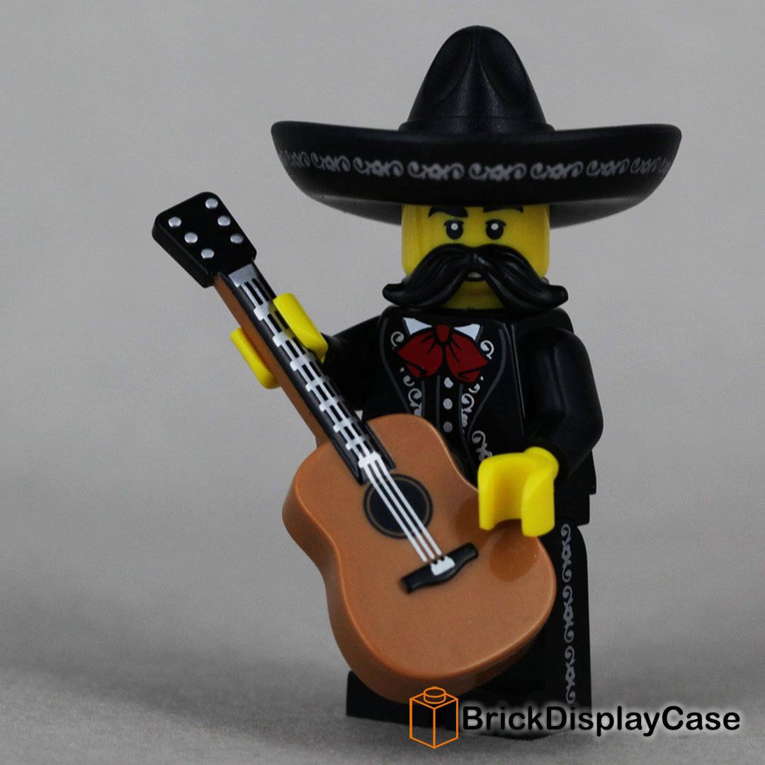 LEGO NEW SERIES 16 MARIACHI SERENADER MINIFIGURE 71013 FIGURE GUITAR