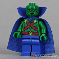 Martian Manhunter - DC - Lego 76040 Minifigure