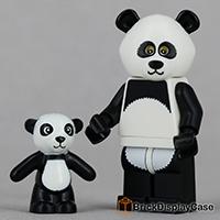 Panda Guy The Lego Movie 2014 71004 Minifigures Series