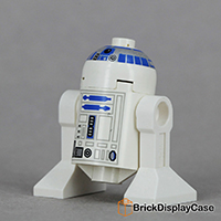 R2-D2 - Star Wars Episode I - Lego Minifigure