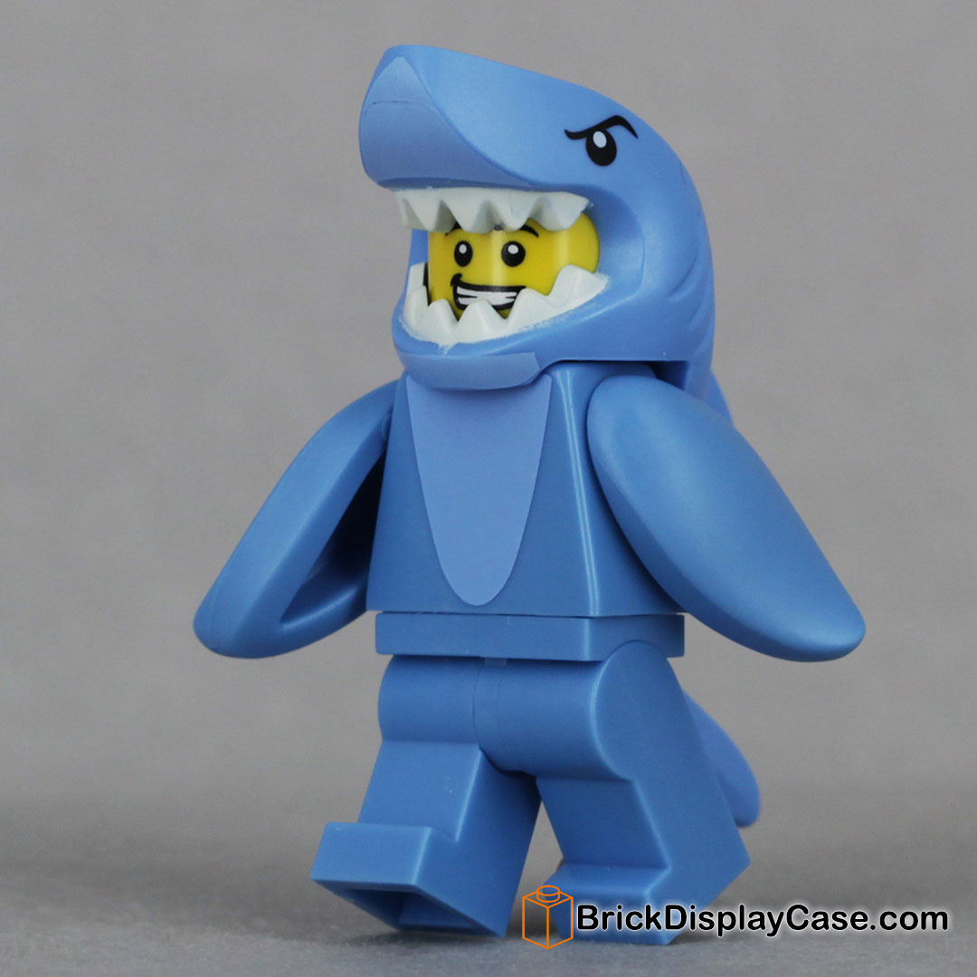 Shark Suit Guy - 71011 Lego Minifigures Series 15