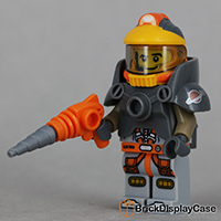 Space Miner - 71007 Lego Minifigures Series 12