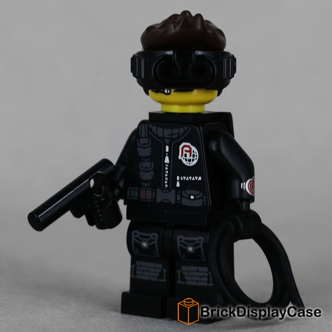 Spy - 71013 Lego Minifigures Series 16