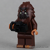 Square Foot - Lego 71010 Minifigures Series 14 Monsters