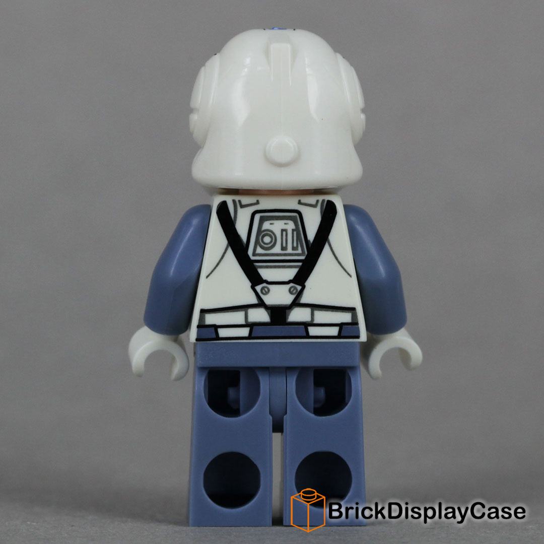 Captain Jag - Star Wars Episode III - Lego Minifigure
