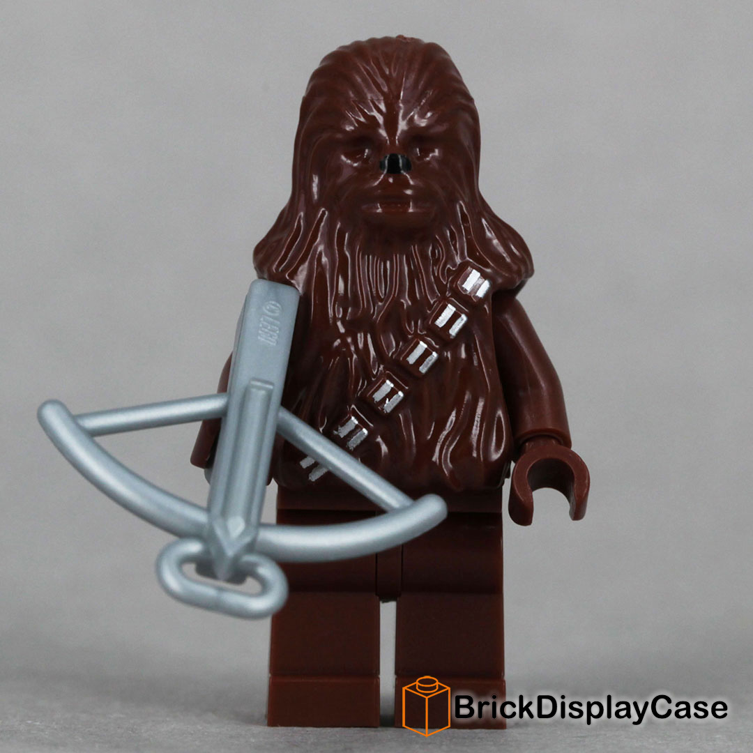Chewbacca - Star Wars Episode III - Lego Minifigure