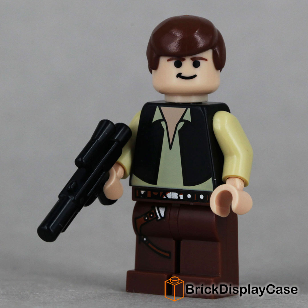 Han Solo - Star Wars Episode IV - Lego Minifigure