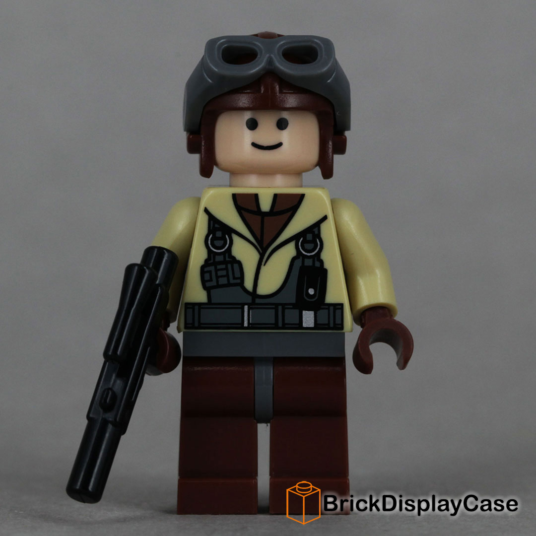 Naboo Fighter - Star Wars Episode I - Lego Minifigure