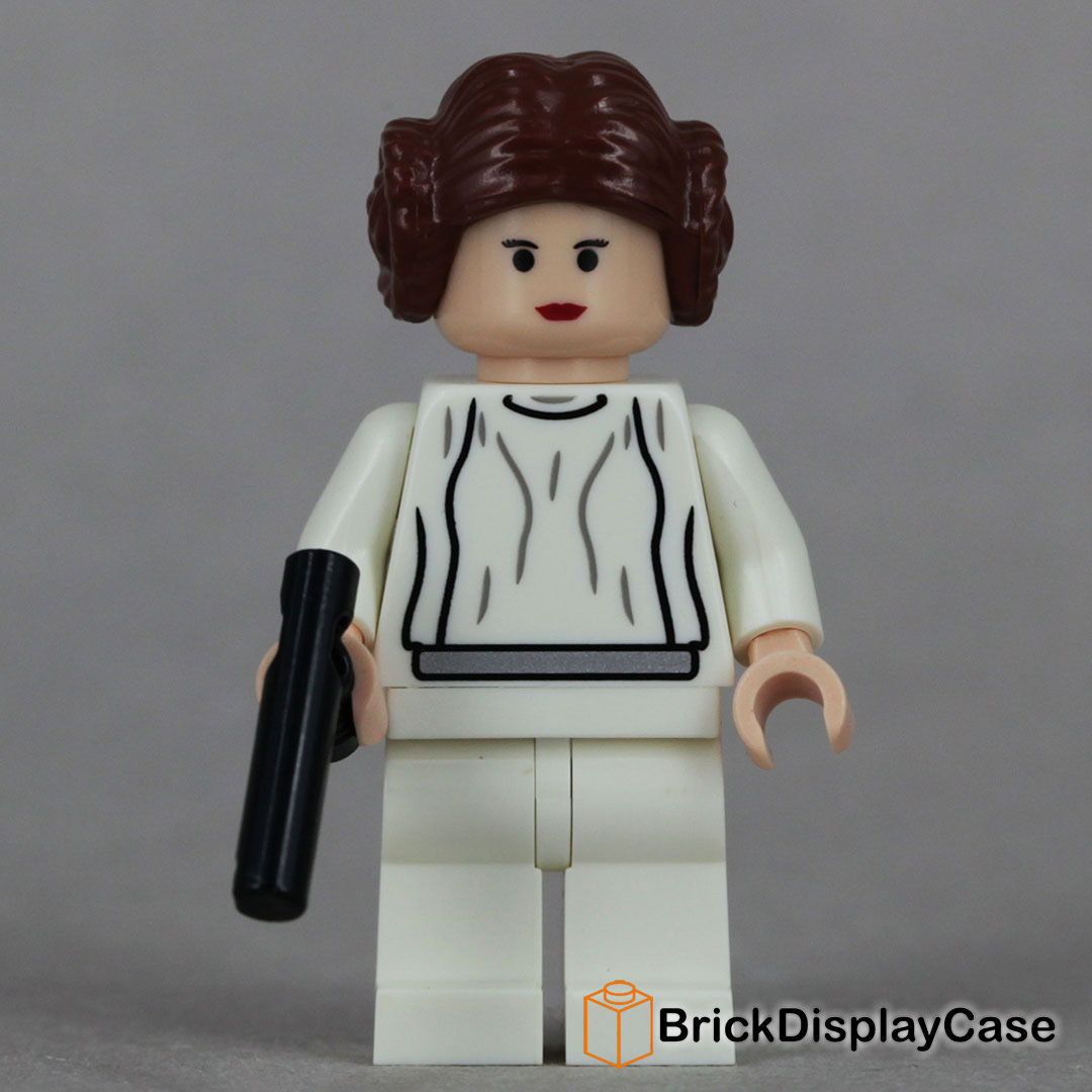 Princess Leia With White Dress Star Wars Episode Iv Lego Minifigure