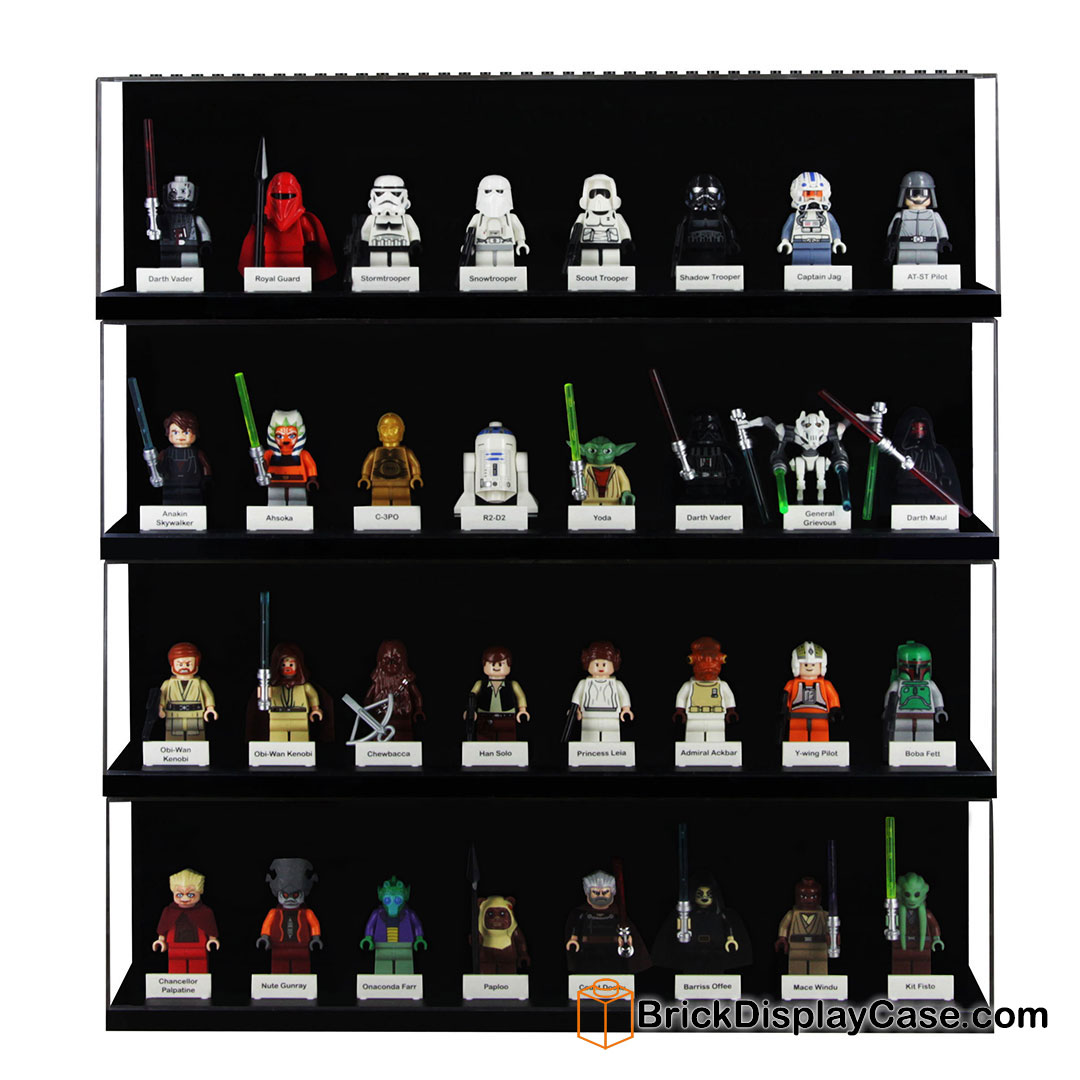 Royal Guard - Star Wars Episode VI - Lego Minifigure