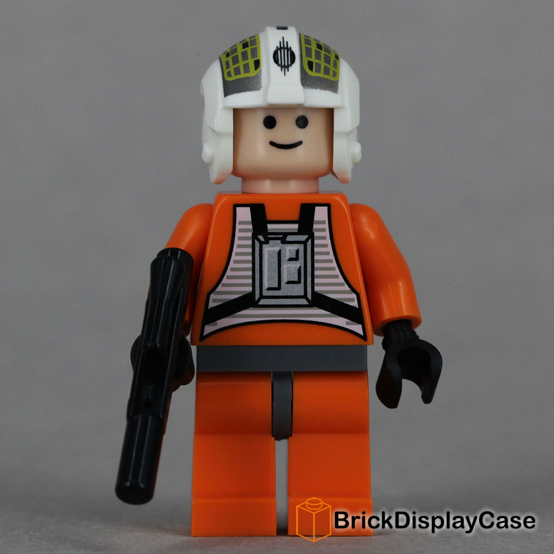 Y-Wing Pilot - Star Wars Episode IV - Lego Minifigure