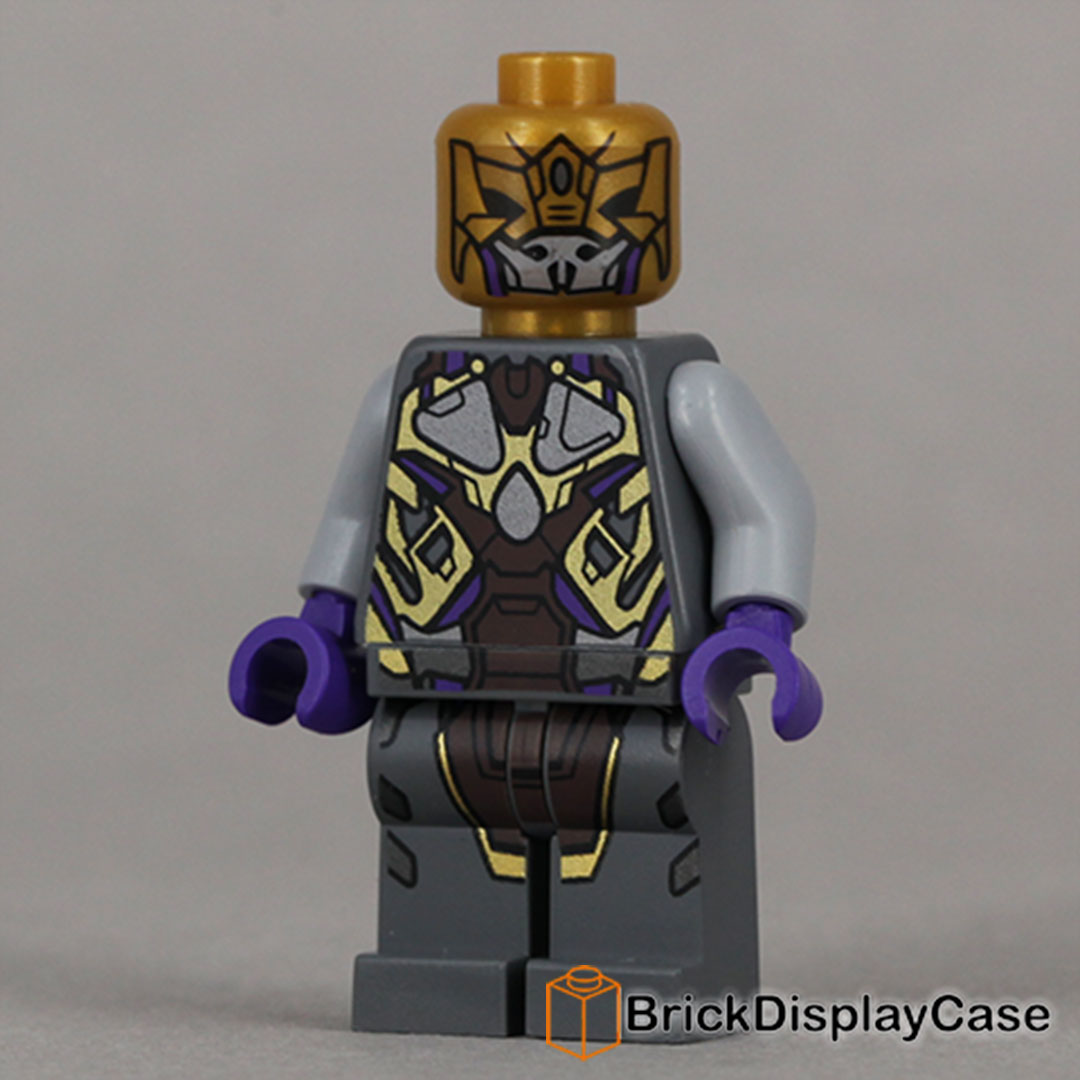 Alien General - The Avengers - Lego Super Heroes Minifigure