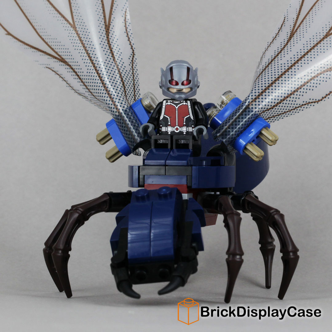 Ant Man with Flying Ant - Ant-Man - Lego 76039 Minifigure