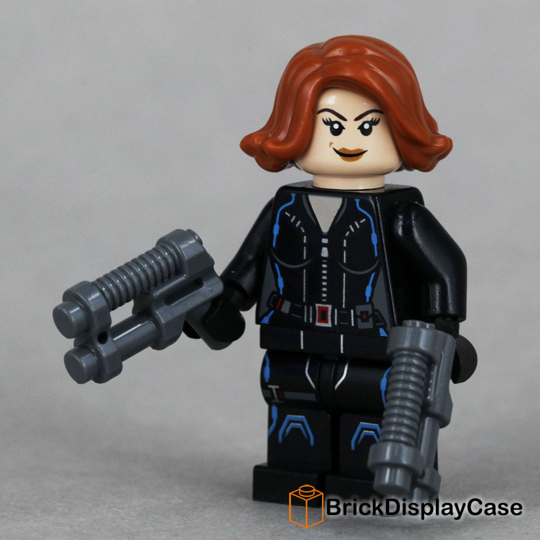 Black Widow - The Avengers 2 - Lego 76032 Minifigure