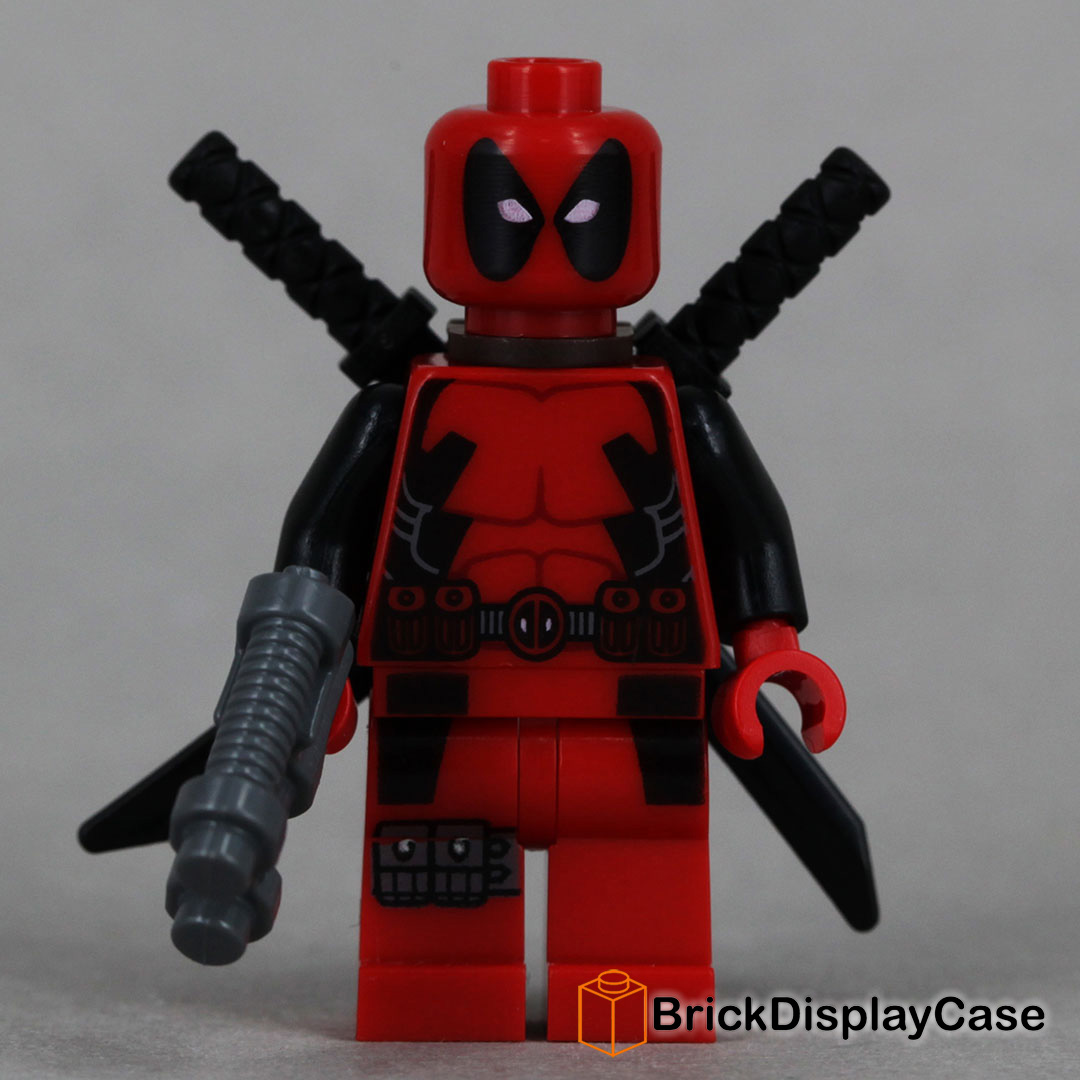 Deadpool - X-Man - Lego 6866 Minifigure