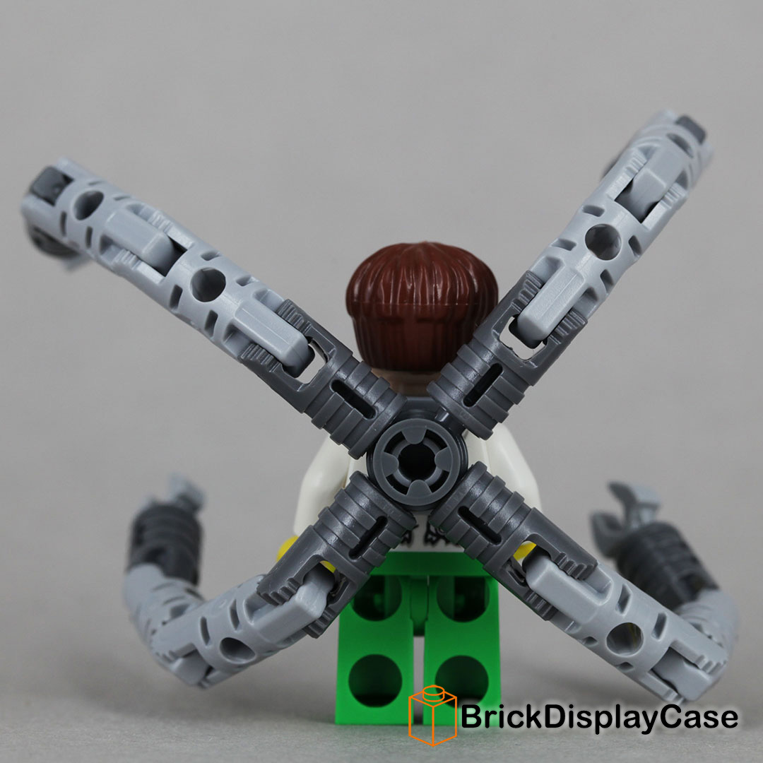 Doctor Octopus - Spider-Man - Lego 76015 Minifigure