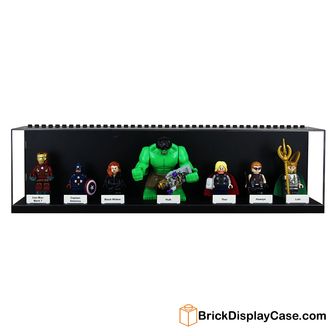 Hulk - The Avengers - Lego Super Heroes Minifigure