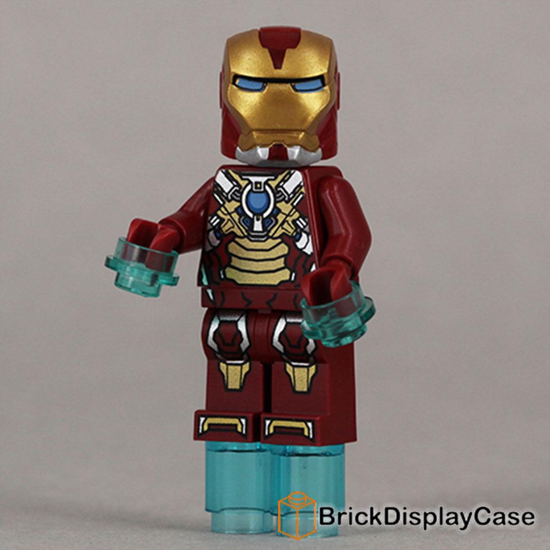 Lego Iron Man Mark 17
