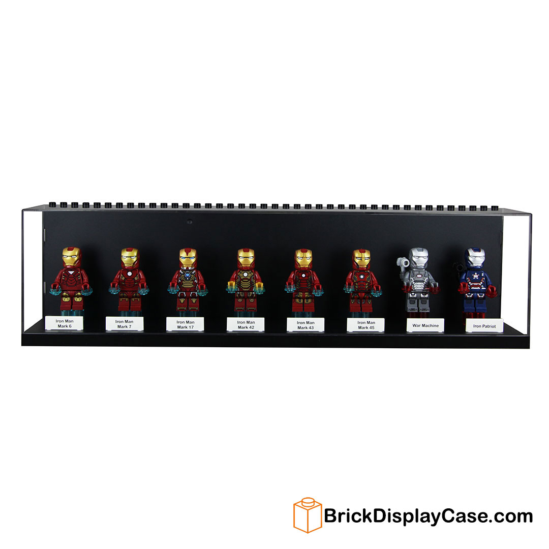 Iron Man Mark 7 - The Avengers - Lego Super Heroes Minifigure