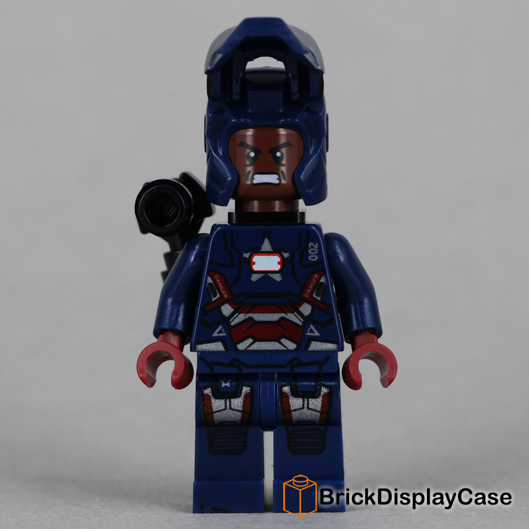 Iron patriot iron man 3 lego minifigure - Lego iron man 3 ...