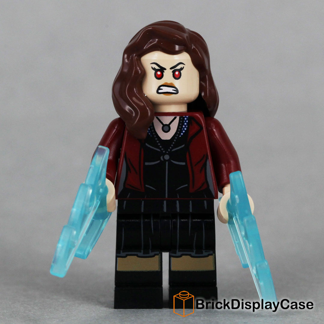 Scarlet Witch - The Avengers 2 - Lego 76031 Minifigure