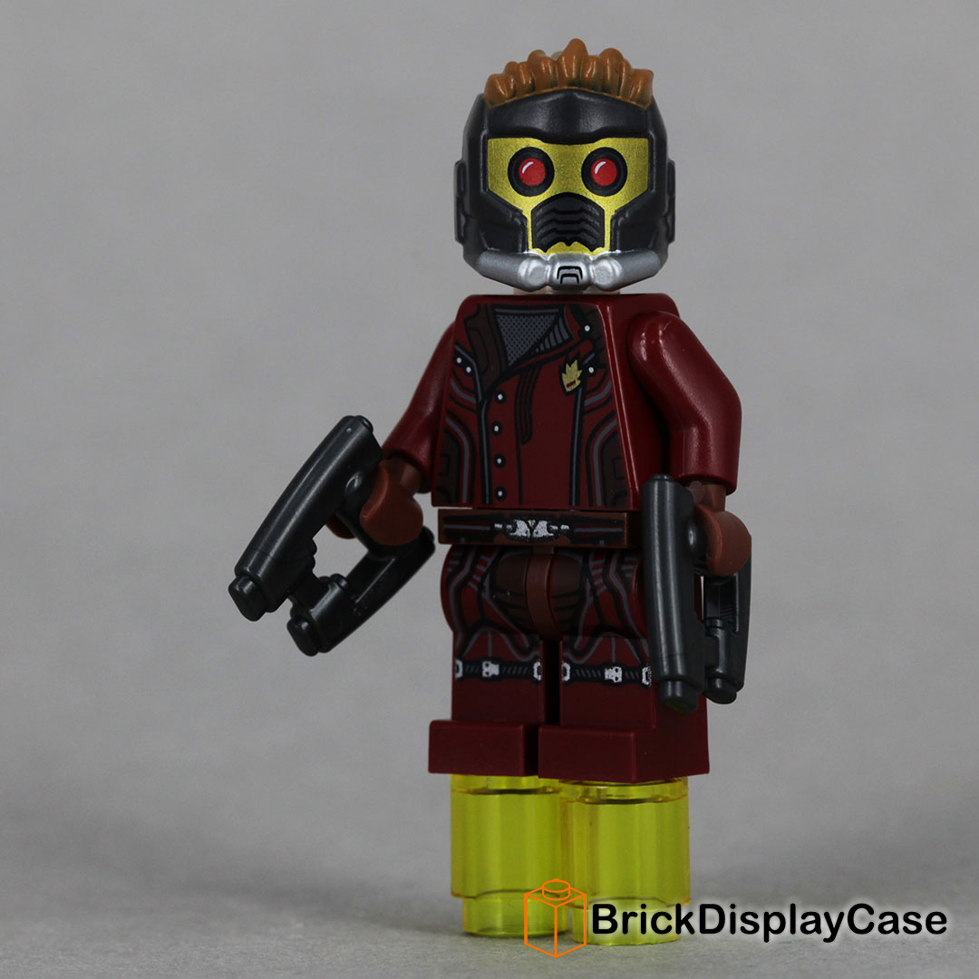 Star lord - Guardians of the Galaxy - Lego 76021 Minifigure