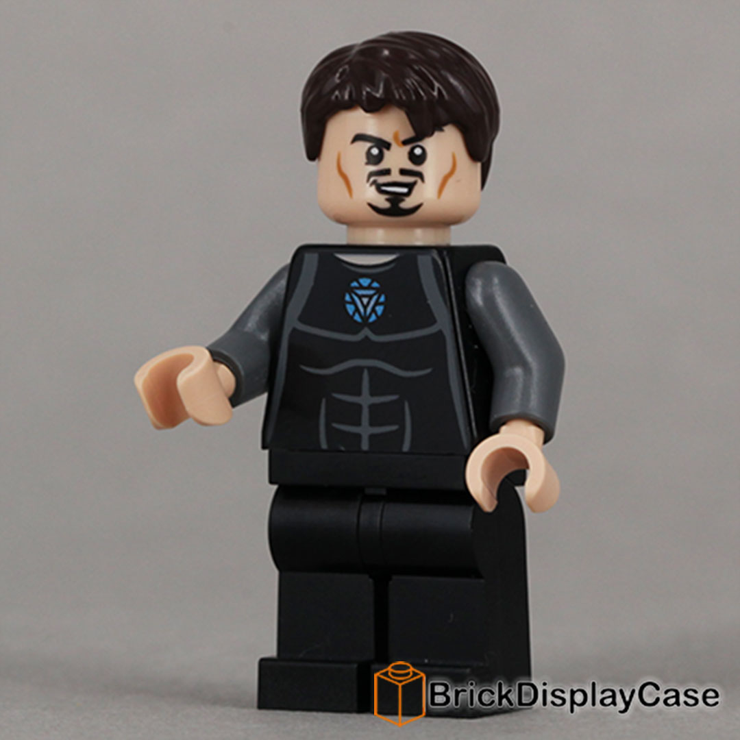 Tony Stark - Iron Man 3 - Lego Super Heroes Minifigure