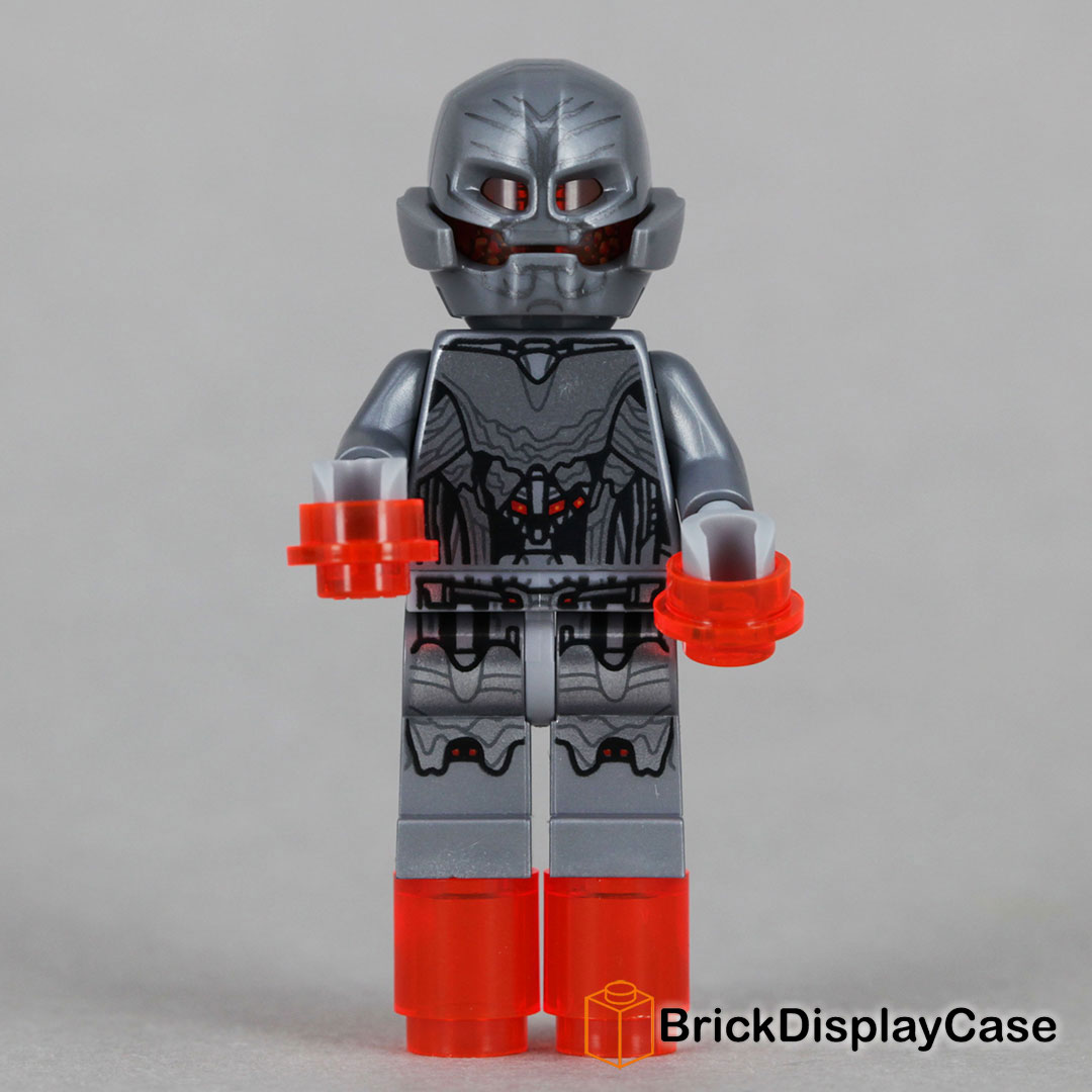 Ultimate Ultron - The Avengers 2 - Lego 76032 Minifigure