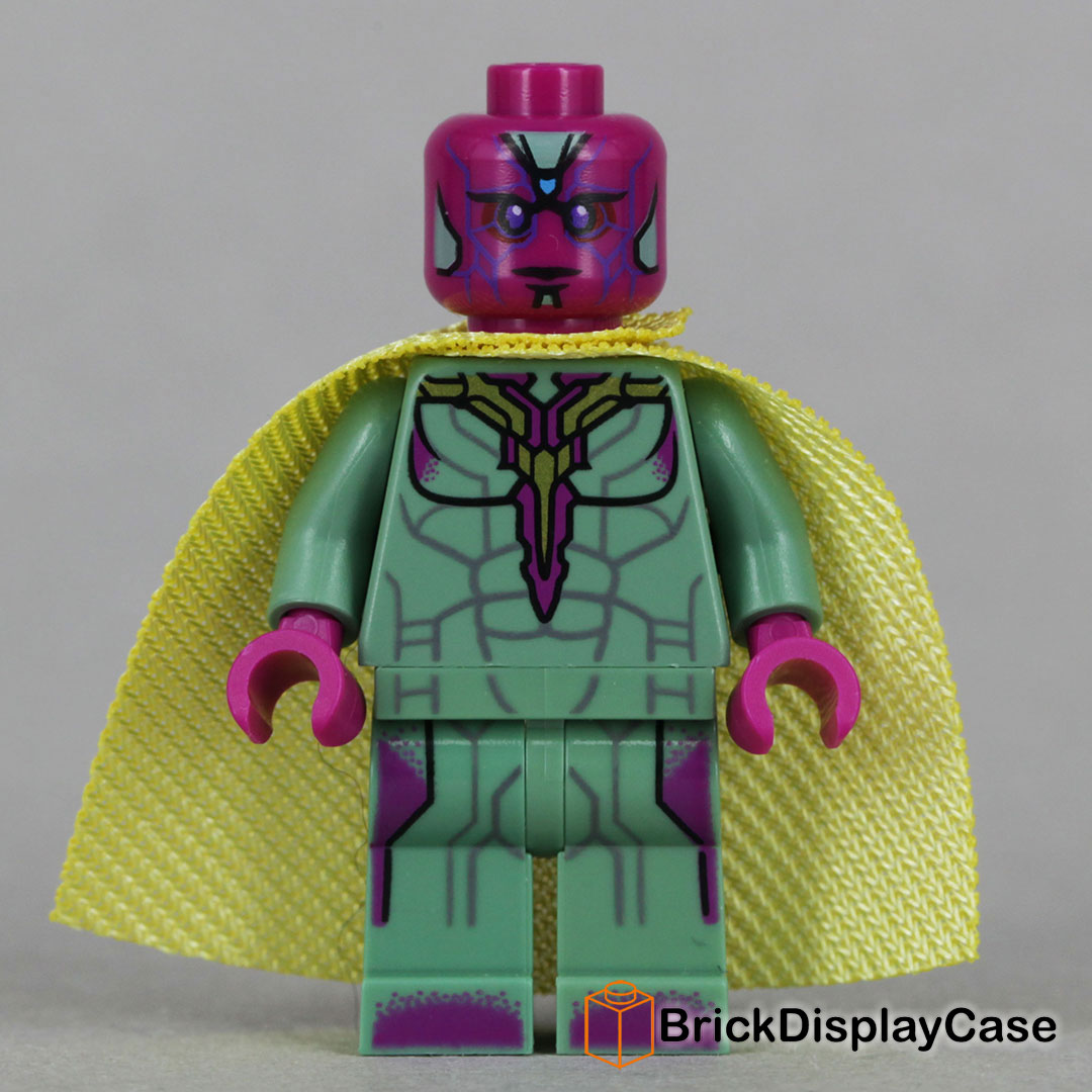 Vision - The Avengers 2 - Lego 76032 Minifigure