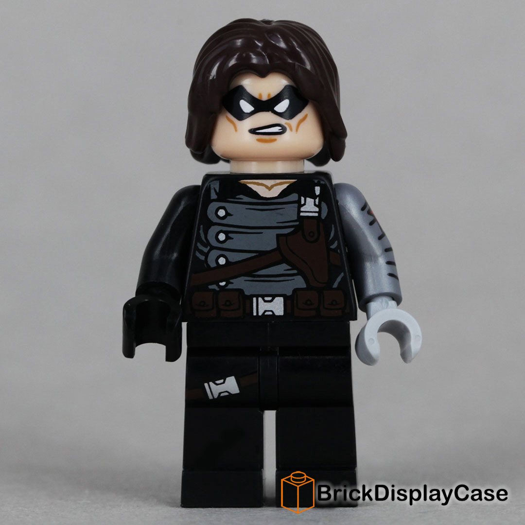 Winter Soldier - Captain America 2 - Lego Minifigure