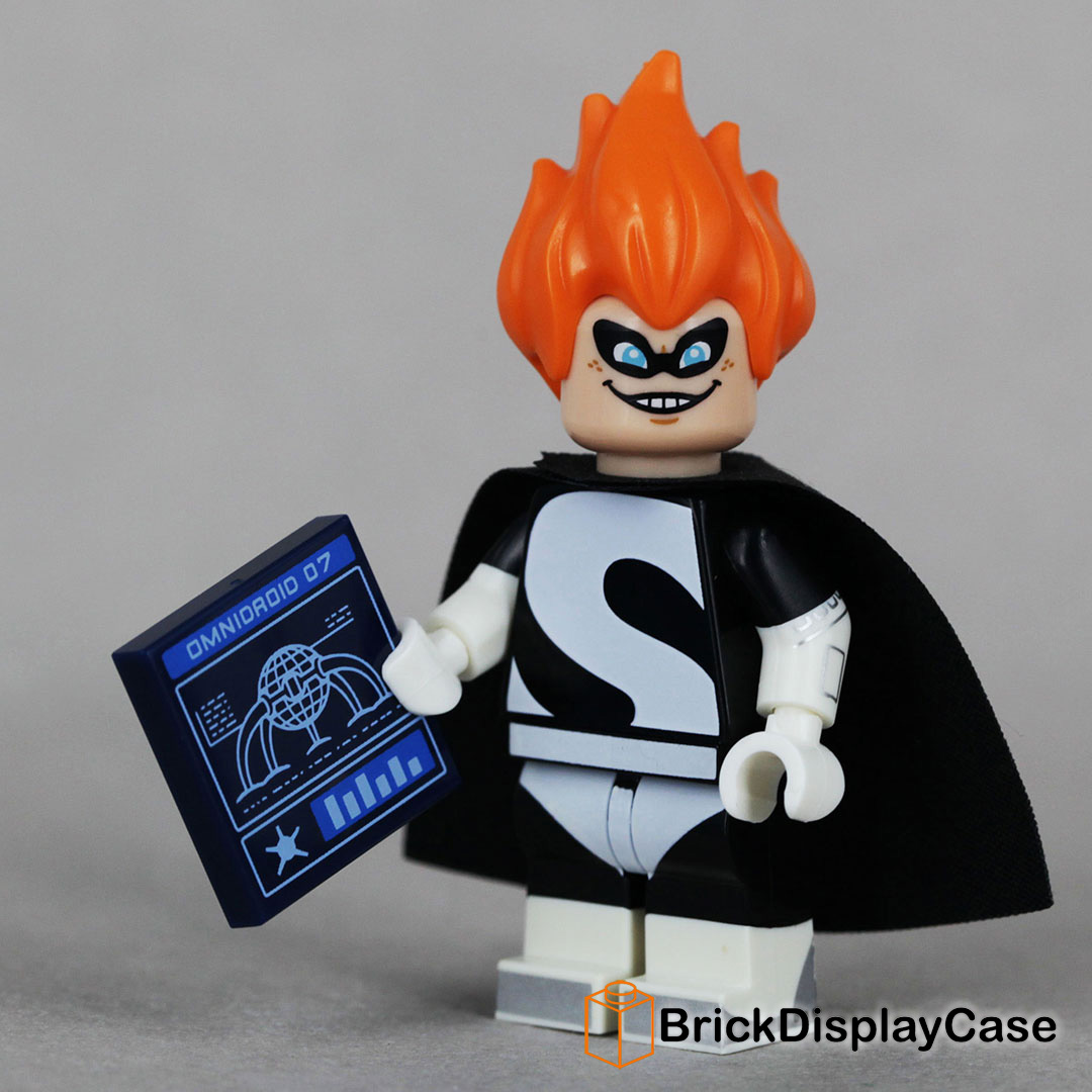 Syndrome - 71012 Lego Disney Minifigures Series