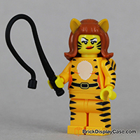 Tiger Woman - Lego 71010 Minifigures Series 14 Monsters