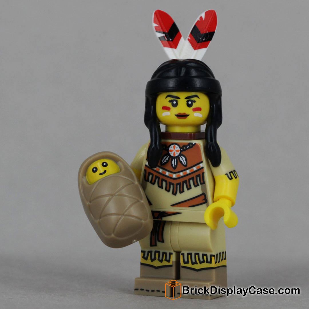 Tribal Woman - 71011 Lego Minifigures Series 15