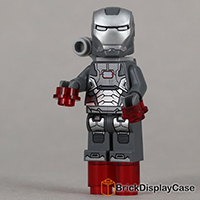War Machine - Iron Man 3 - Lego Super Heroes Minifigure