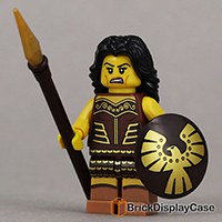 Warrior Woman - 71001 Lego Minifigures Series 10