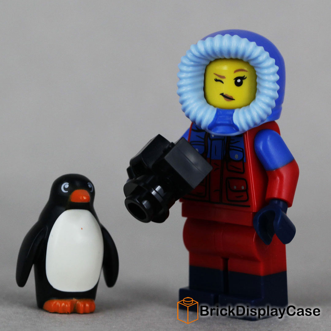 Wildlife Photographer - 71013 Lego Minifigures Series 16
