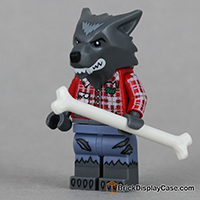 Wolf Guy - Lego 71010 Minifigures Series 14 Monsters